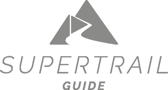 Logo Supertrail Guide