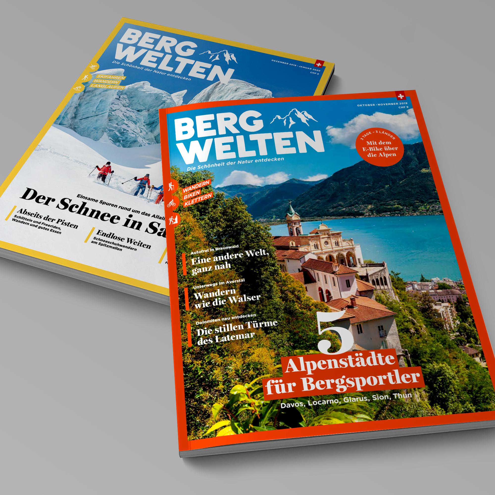 Bild Bergwelten Magazin