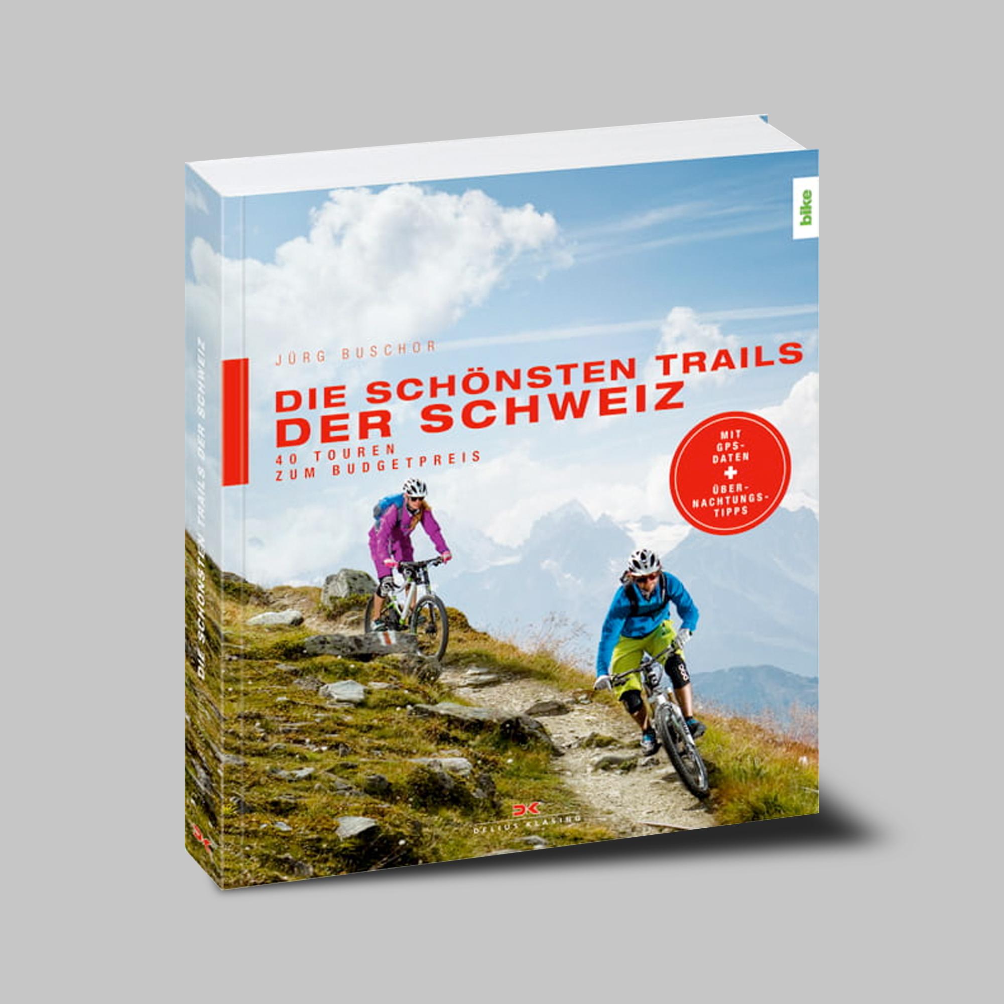 Bild Die schönsten Trails der Schweiz