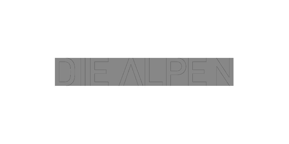 Logo Alpen
