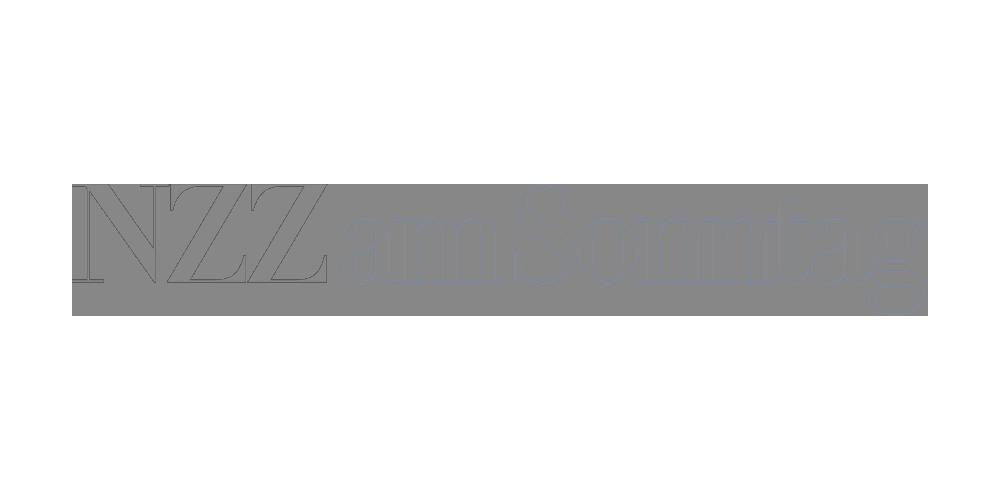 Logo NZZ am Sonntag