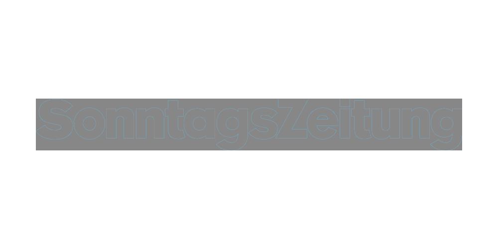 Logo Sonntagszeitung