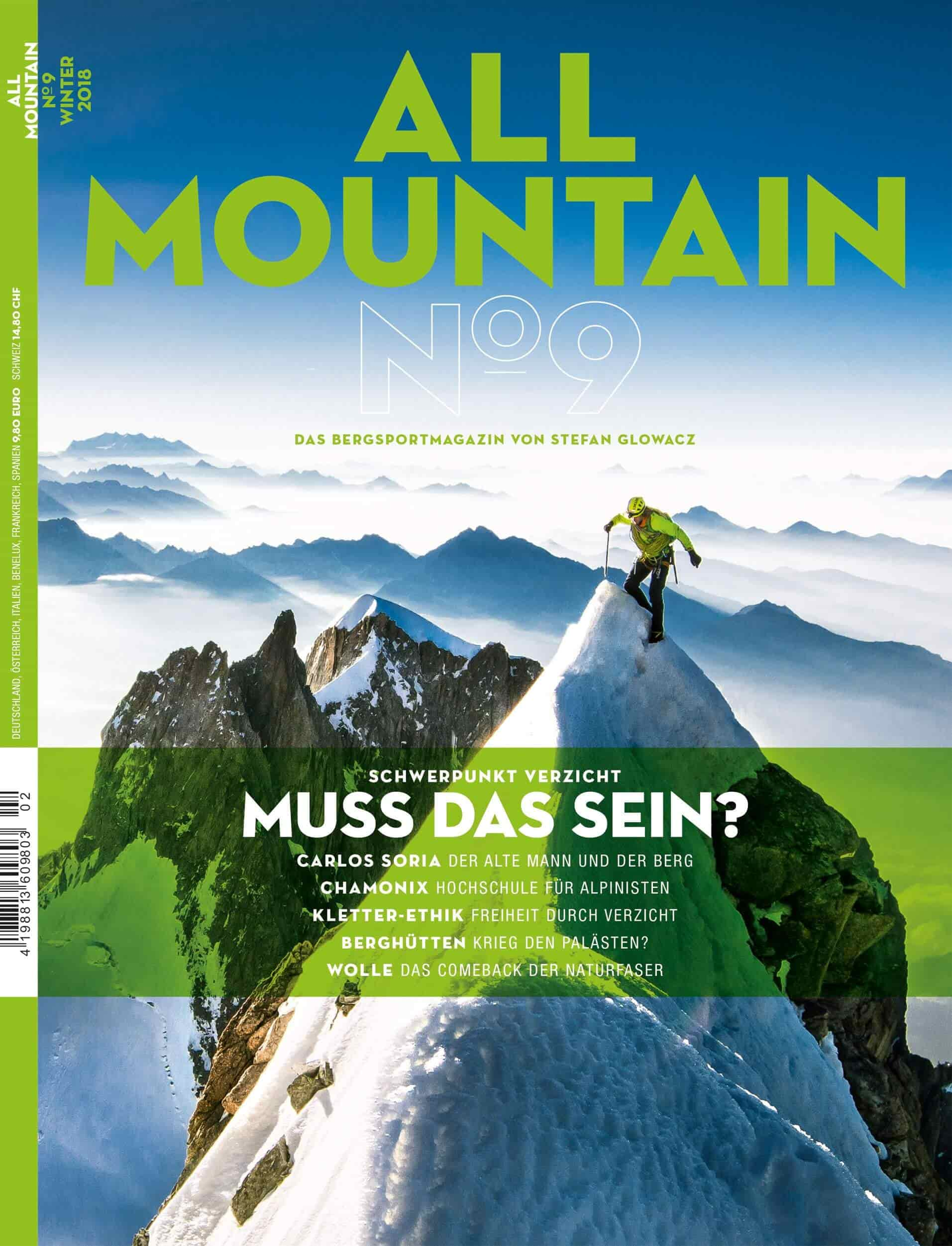 Cover Allmountain 2018-2