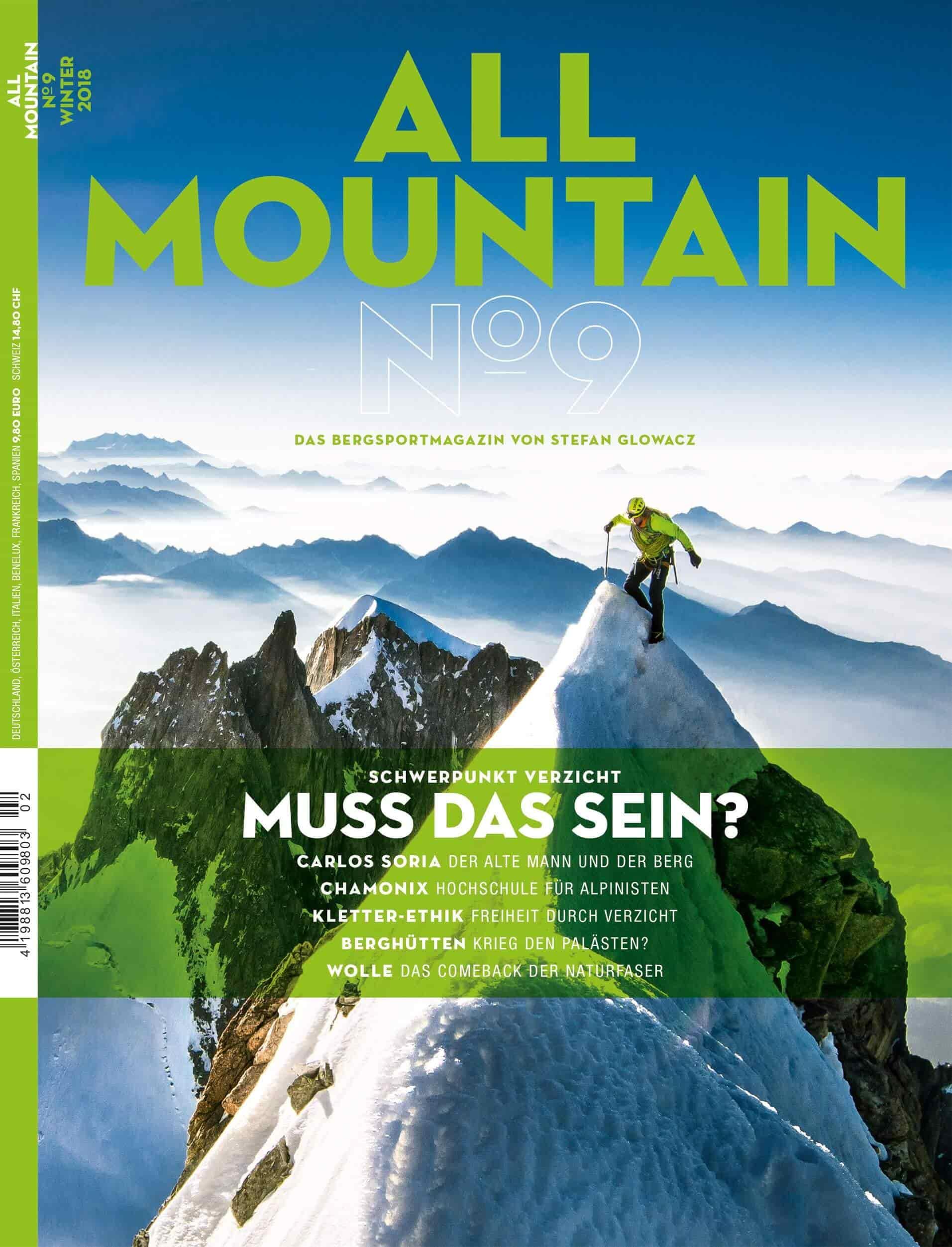 Cover Allmountain 2018-2