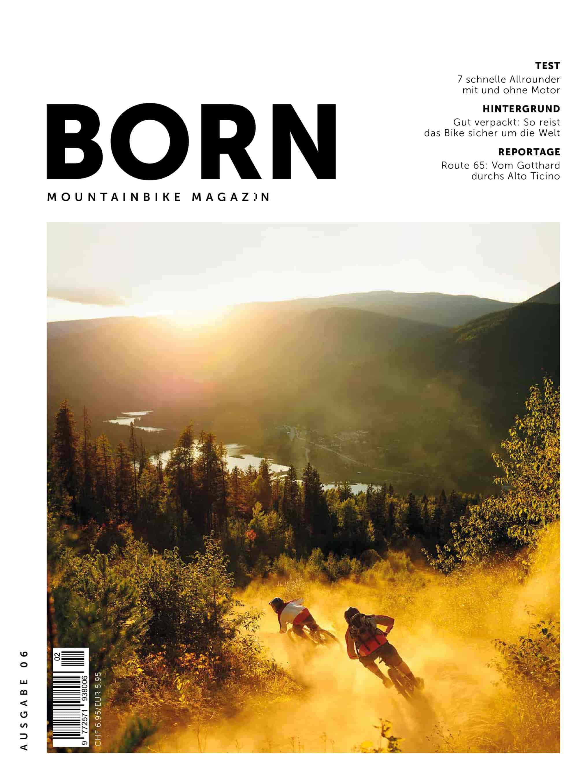 Cover BORN 2020-2