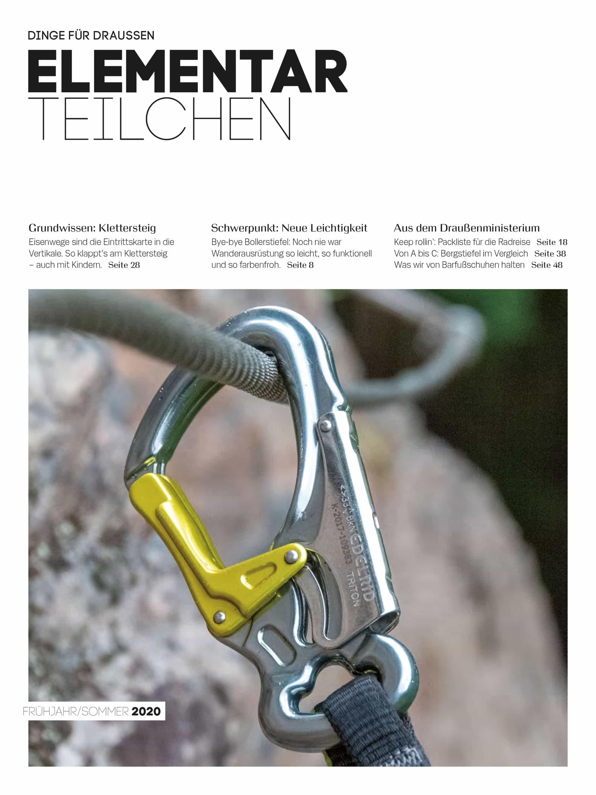 Cover Elementarteilchen 2020-1