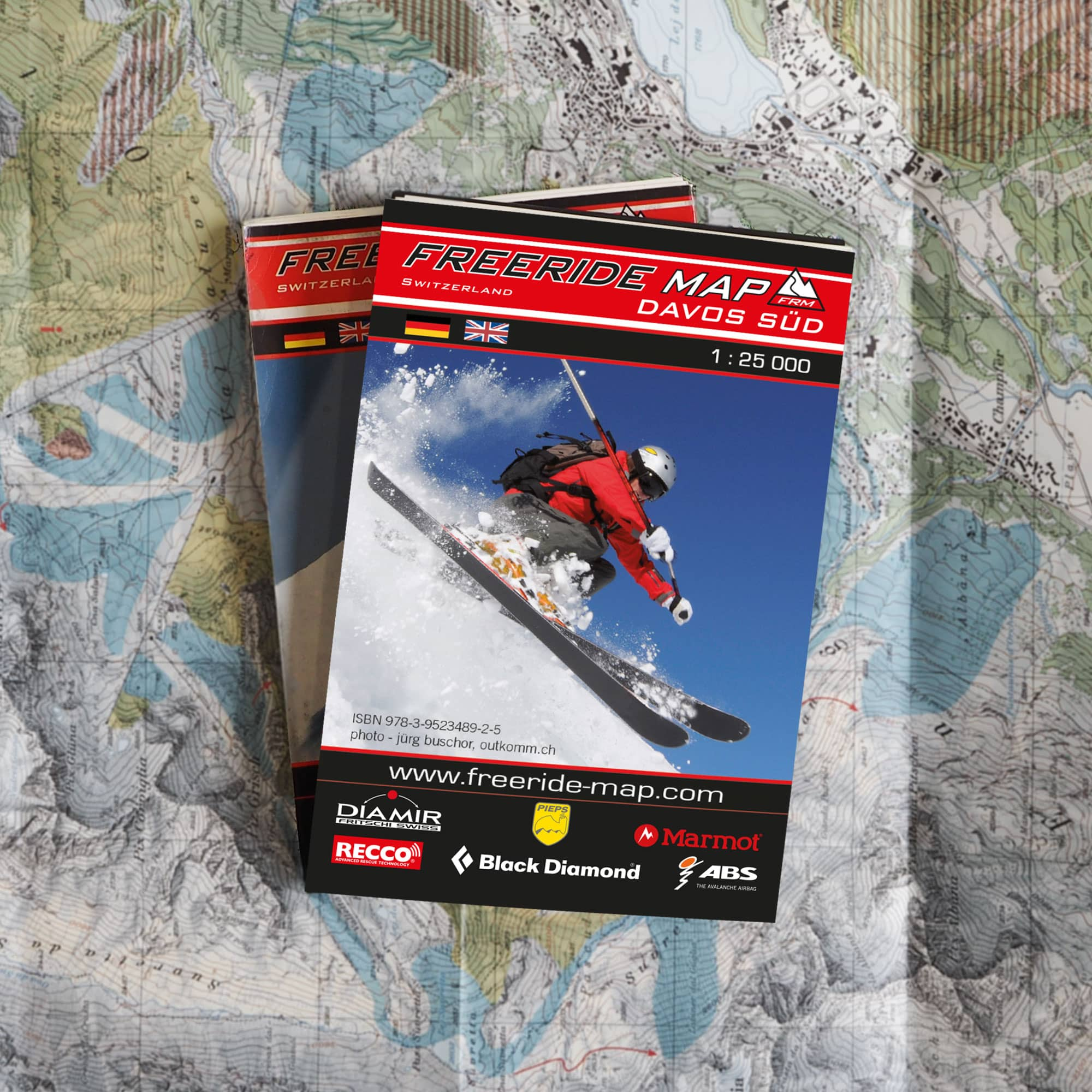 Bild Freeride Map