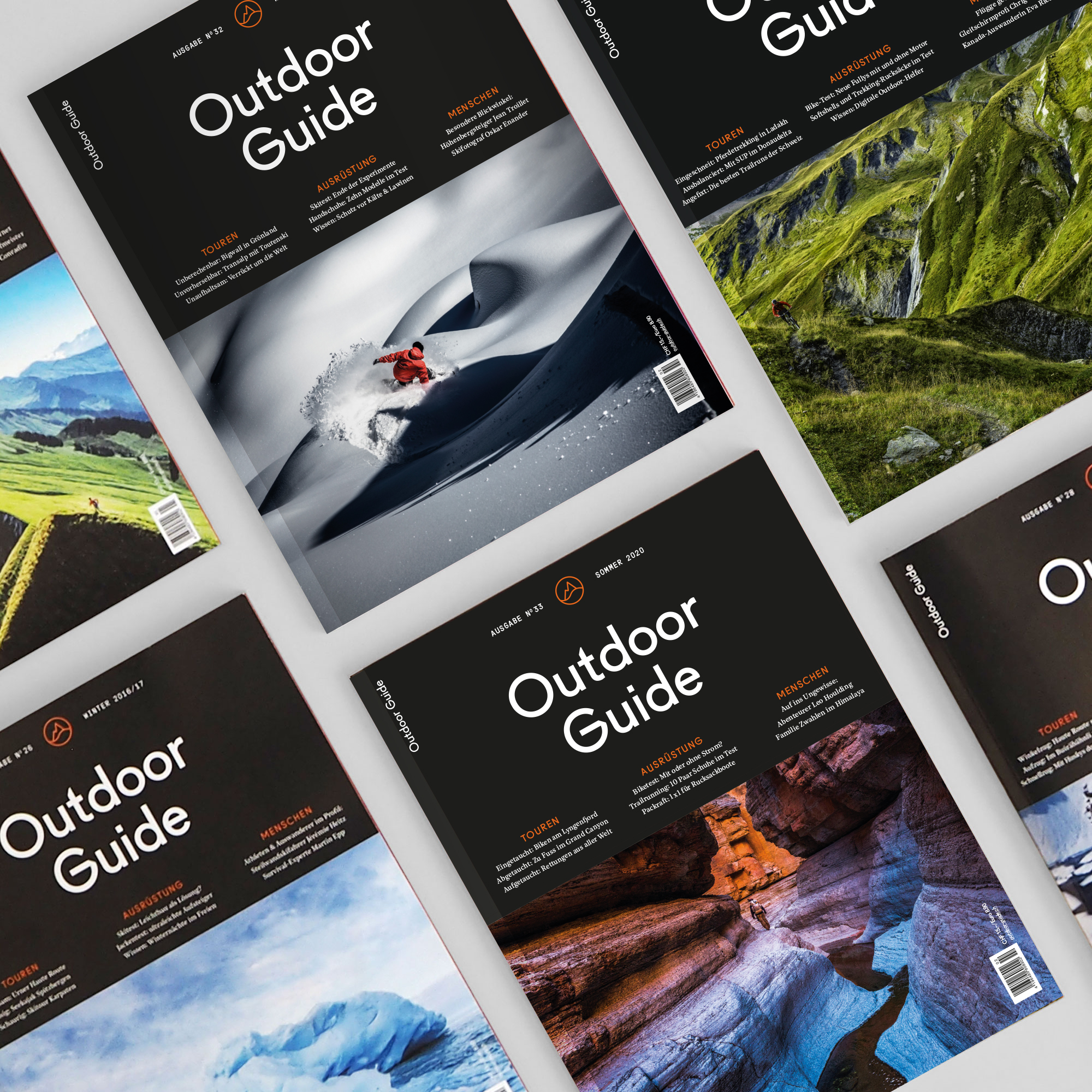 Bild Outdoor Guide Magazin