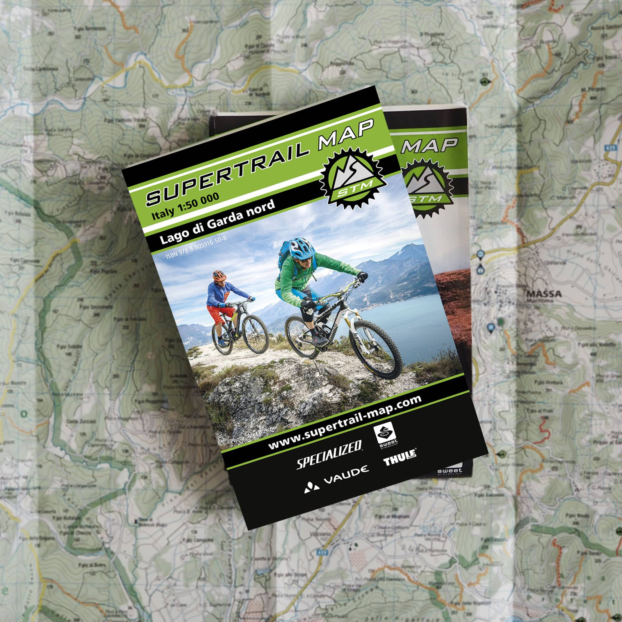 Bild Supertrail Map