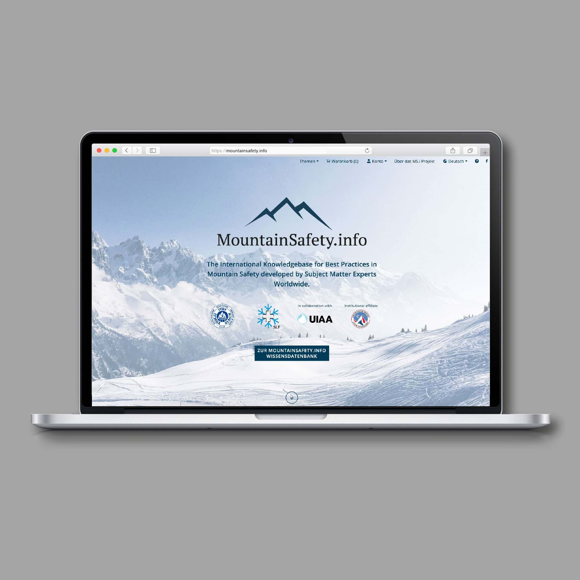 Bild Mountain Safety